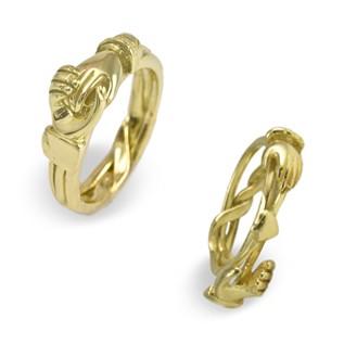 3CL Men's 18K Gold