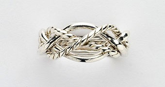 4LW2X Ladies Sterling Silver
