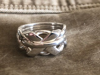5NG Men's Sterling Silver