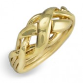 4NX Ladies 18K Yellow Gold