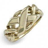 4N Ladies 18K Yellow Gold