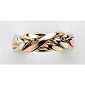4WB Ladies 14K Yellow Gold