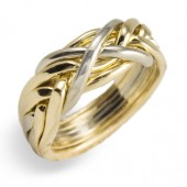6T Ladies 18K Yellow Gold