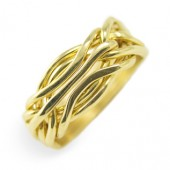 7FD Ladies 18K Gold