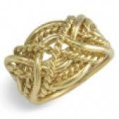 8TW4 Ladies 14K Yellow Gold
