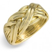 8WB Men's 18K Yellow Gold