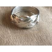 6BWNWB Men's Sterling Silver
